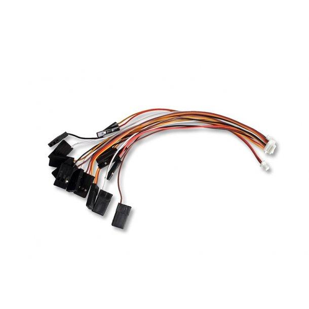 Kabelsæt til Night Hawk PRO 280