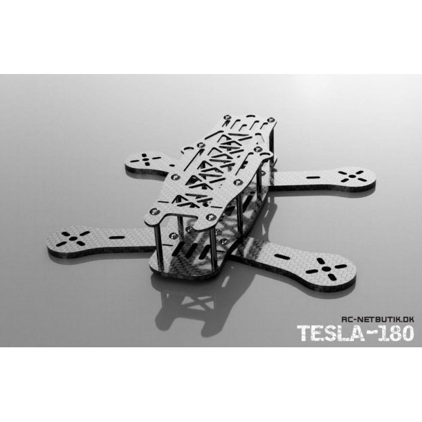 Tesla-180 quadkopter Frame Kit