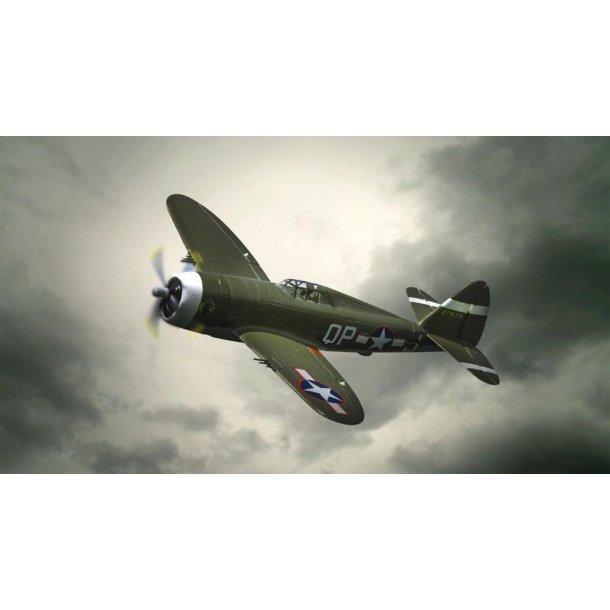 E-flite UMX P-47 BL BNF Basic