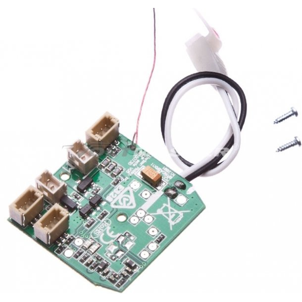 Komplet elektronik til Blade Nano CP S