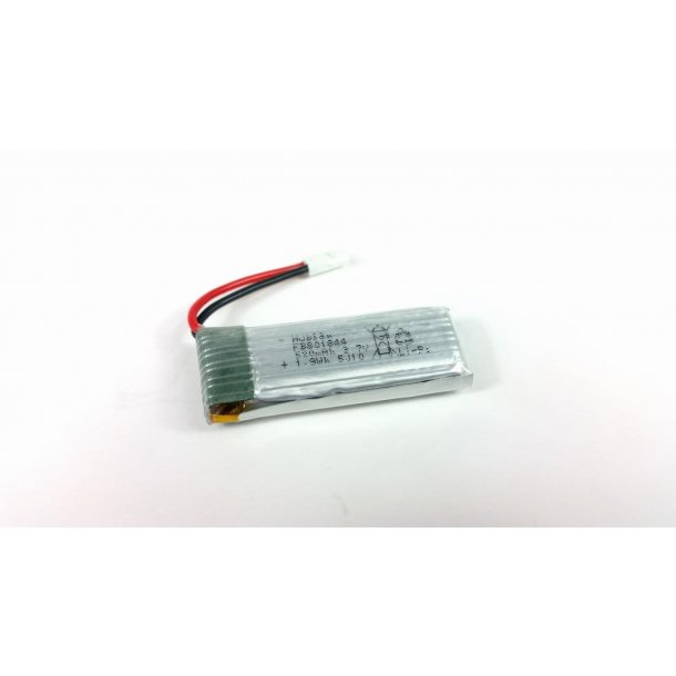 LiPo batteri 520mAh til Hubsan X4 PLUS