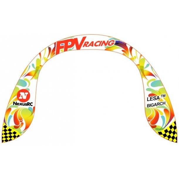 FPV Racing Gate, Stor