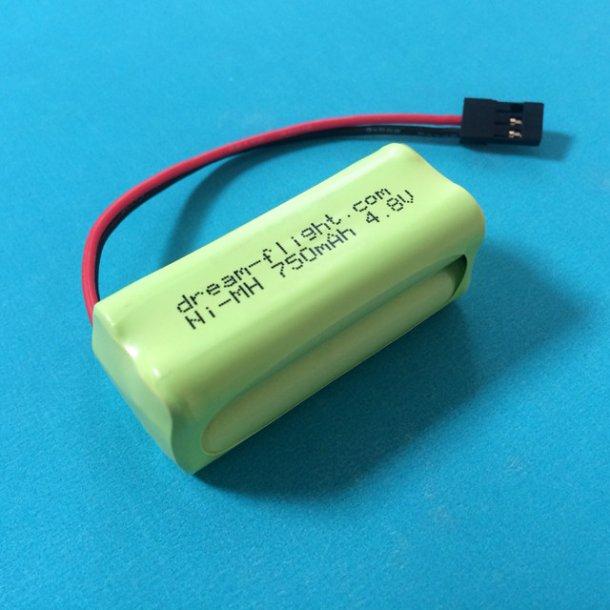 Modtager batteri NiMH til Weasel fra Dream Flight