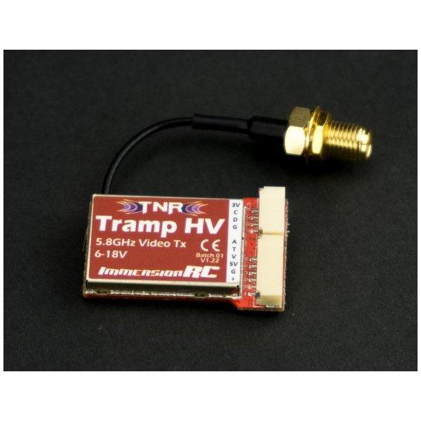 ImmersionRC TrampHV SMA 5.8GHz Raceband videos.
