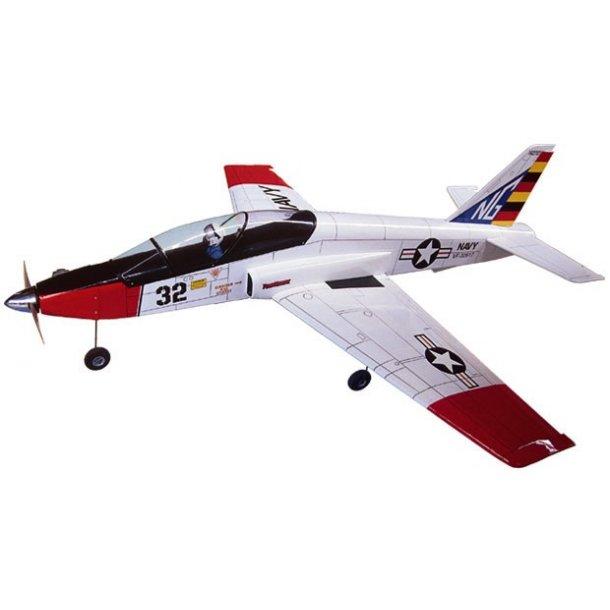 Tomhawk 50 size fra VQ Model