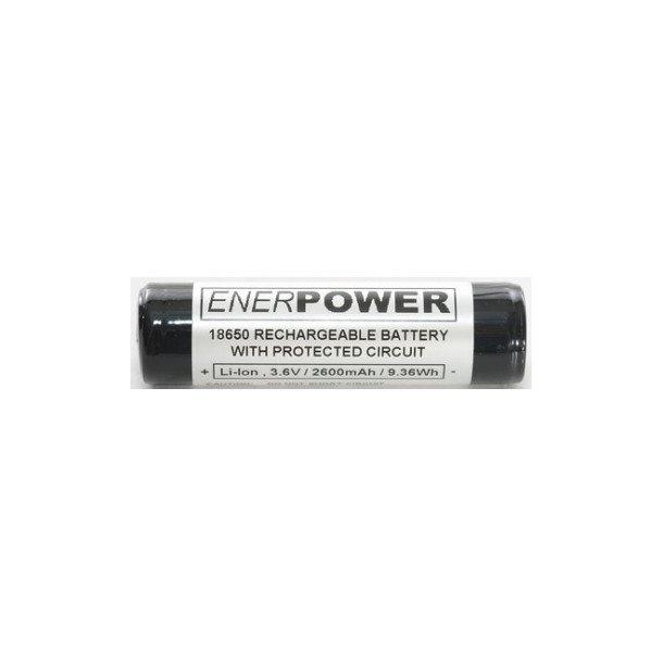 Samsung 18650 Li-Ion-2600mAh batteri
