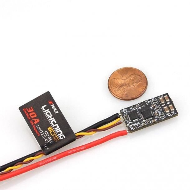 Lightning 30A ESC børsteløs regulator fra EMAX