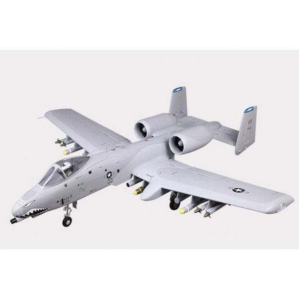 FMS 70mm Thunderbolt II A-10 jagerfly PNP.