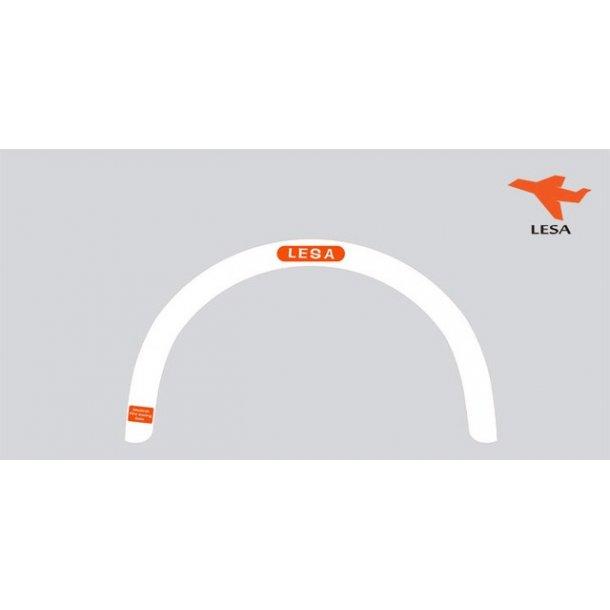 FPV Racing Gate, Mellem