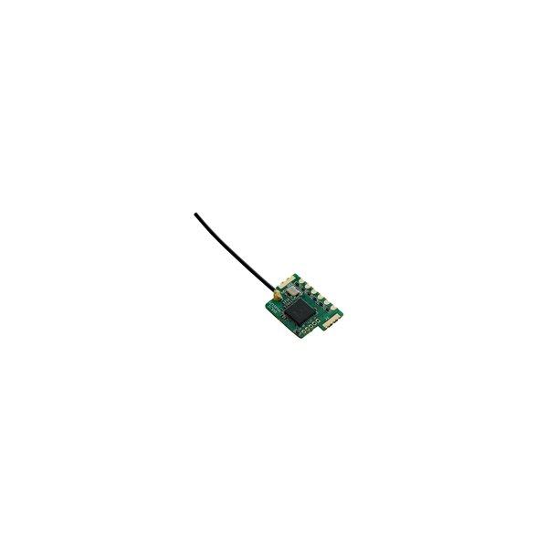 XMR, EU mikro 6 kanals modtager fra FrSky
