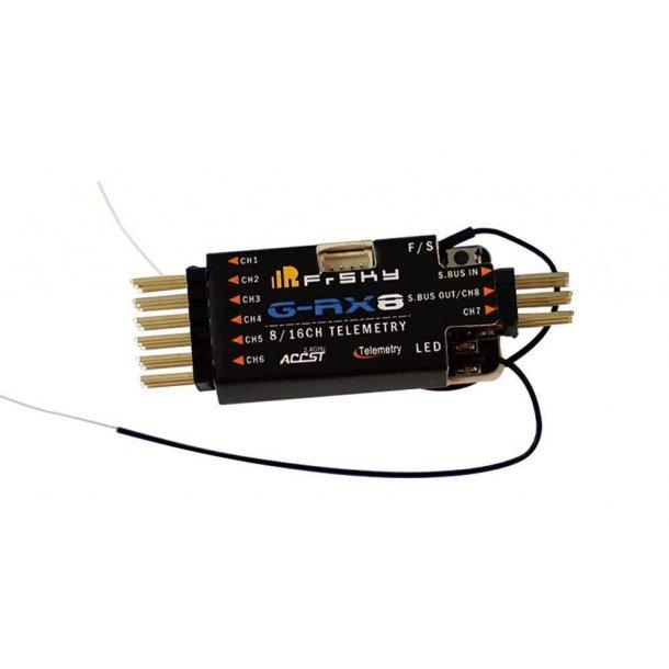 G-RX8-EU modtager / variometer til FrSky