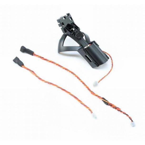 Kameraholder med servo til X-Vert VTOL