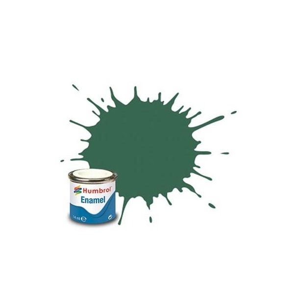 Humbrol Enamel maling, Matt uniform green