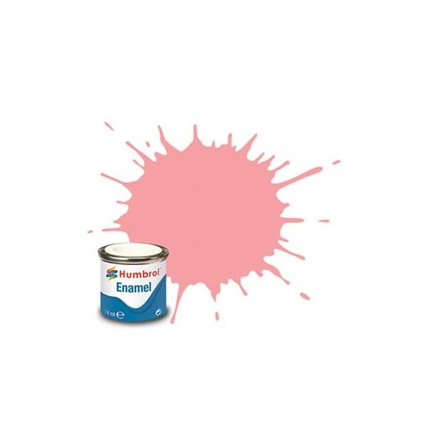 Humbrol Enamel maling, Gloss pink