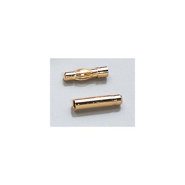 4 mm Guldstik