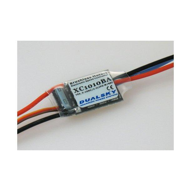 Dualsky-10A regulator, V2