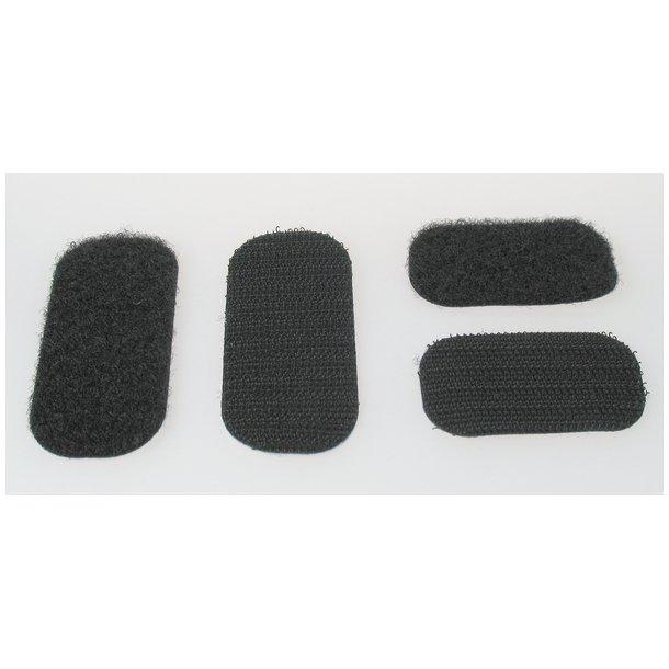 Velcro tape udskåret (M)