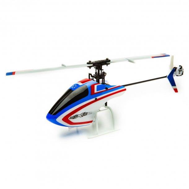 mCP X BL2 BNF Basic mikro helikopter til 2,4 GHz Spektrum DSMX.