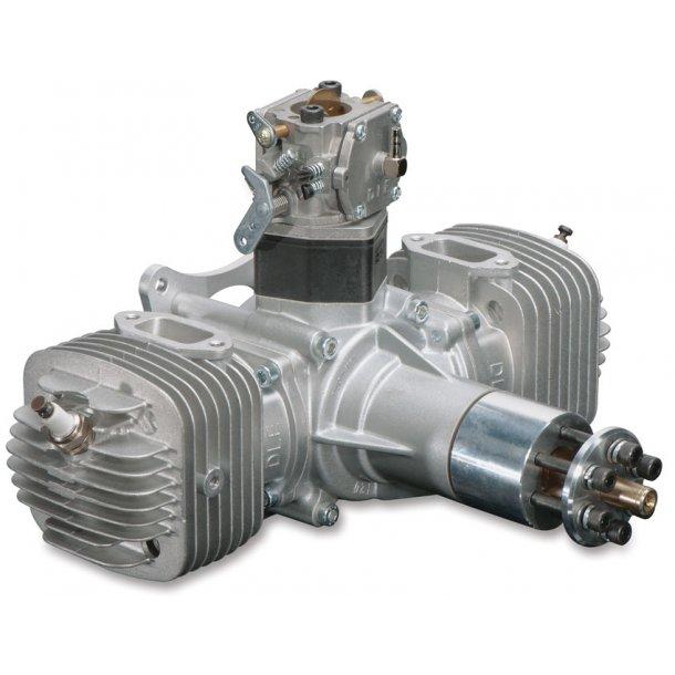 DLE 120 cc Bensinmotor.