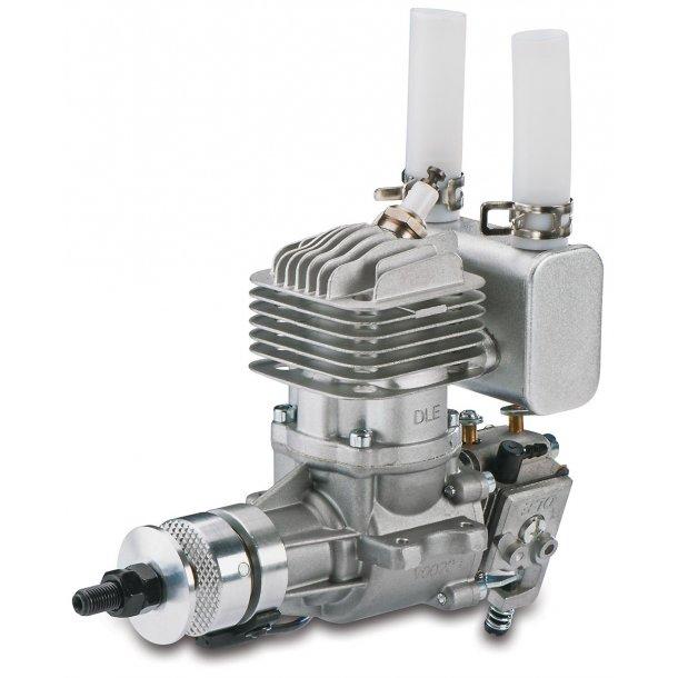 DLE 20RA cc Bensinmotor.
