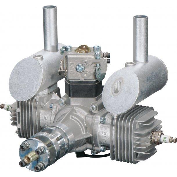 DLE 40 cc Bensinmotor.