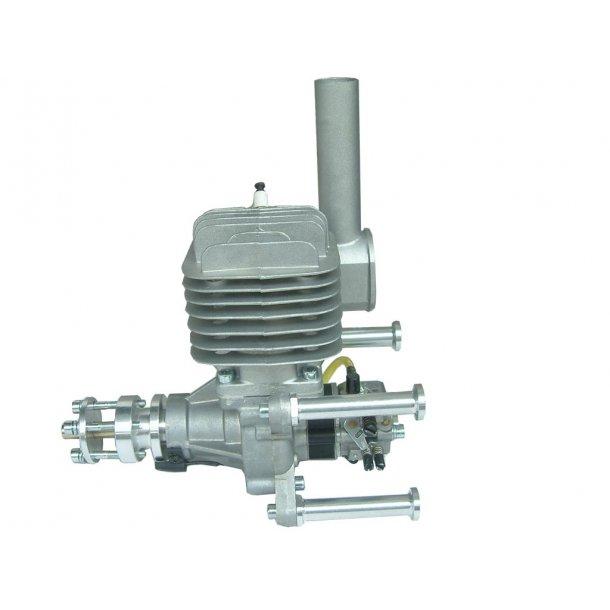 DLE 55 cc Bensinmotor.