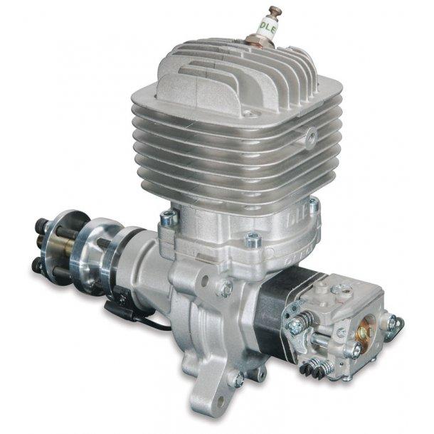 DLE 61 cc Bensinmotor.