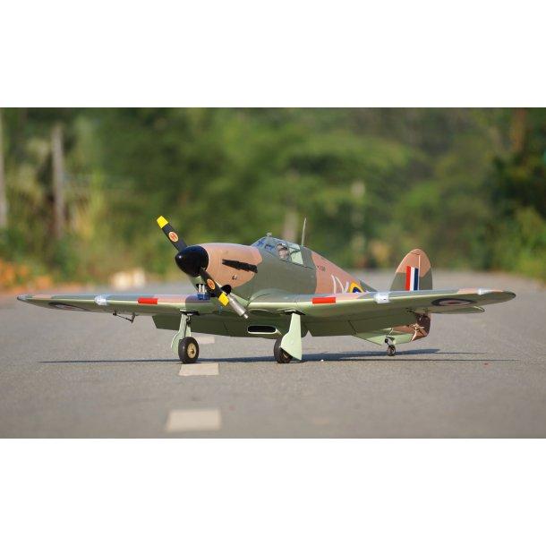 HAWKER HURRICANE-BATTLE OF BRITAIN fra VQ Model.
