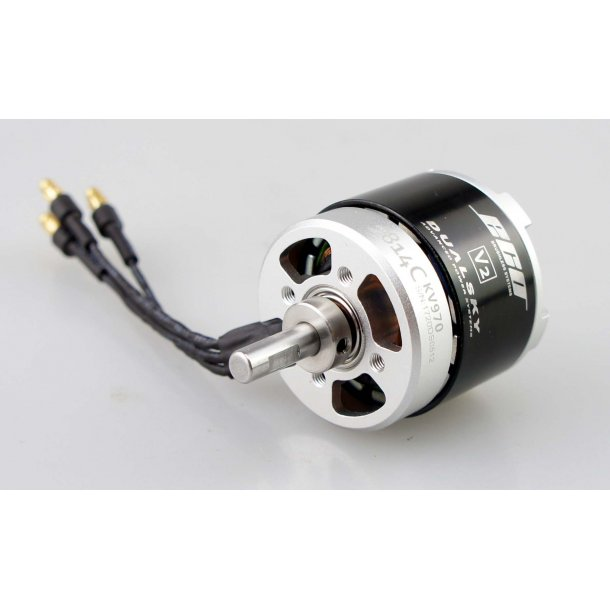 Dualsky ECO 2814C V2-970KV, børsteløs motor.