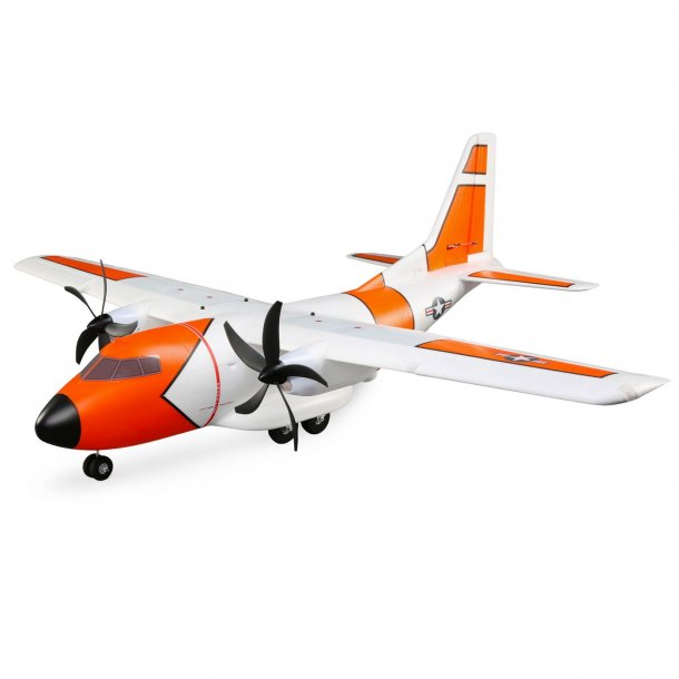 E-Flite Cargo EC-1500 BNF Basic. BESTILLINGSVARE.
