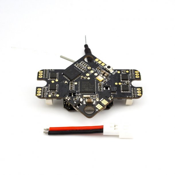 AIO Flight Controller/VTX/Modtager til Tiny Hawk FPV Quadcopter.
