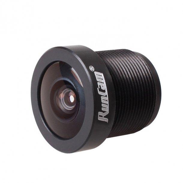 RunCam 2,3 mm linse, FOV 150 grader.