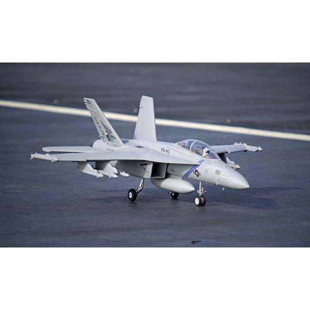 ROCHOBBY 70mm EDF Jet F/A-18F Super Hornet.