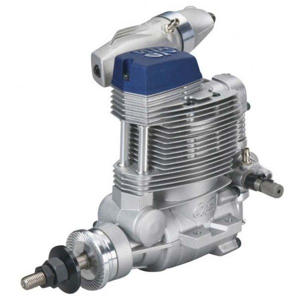 OS FS 72 ALPHA 4-takt Metanolmotor, 11,79ccm.