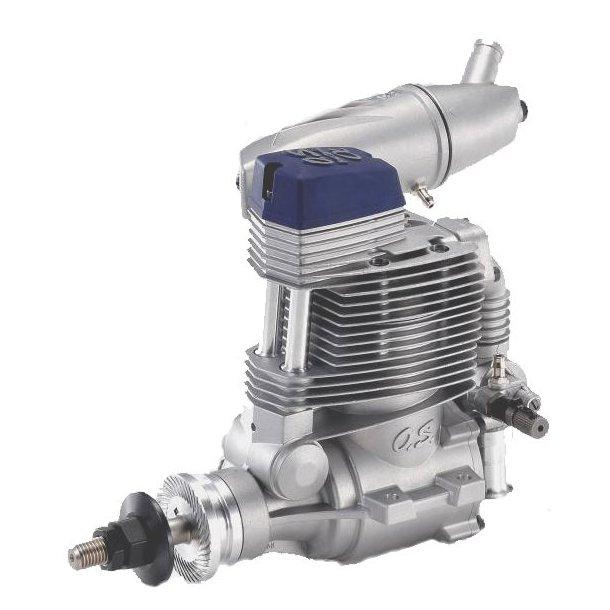 OS FS 110 Alpha 4-takt Metanolmotor, 18ccm.