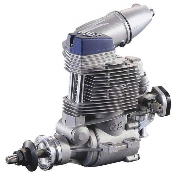 OS FS 110 Alpha pumpe 4-takt Metanolmotor, 18ccm.