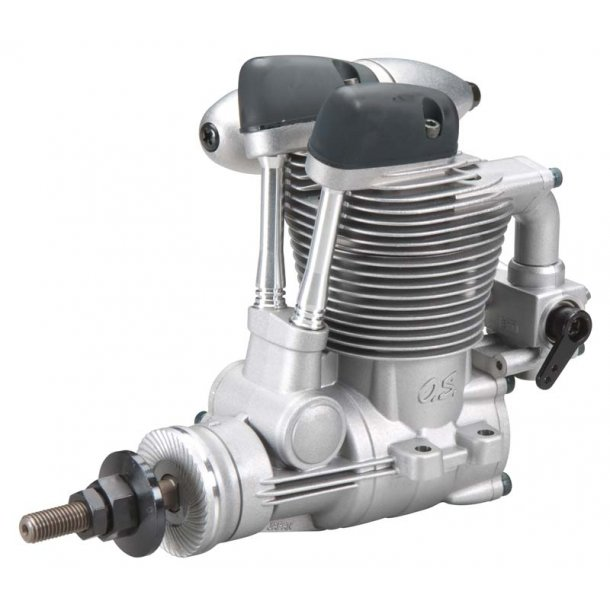 OS FS62V 4-takt Metanolmotor, 10,11ccm.