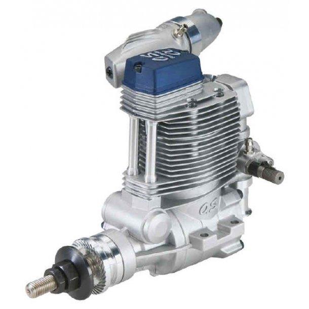 OS FS 81 Alpha 4-takt Metanolmotor, 13,26ccm.