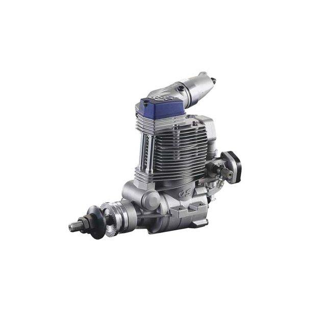 OS FS 81 ALPHA PUMP 4-takt Metanolmotor, 13,26ccm.