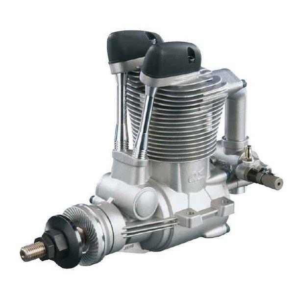 OS FS 95-V 4-takt Metanolmotor, 15,59ccm.