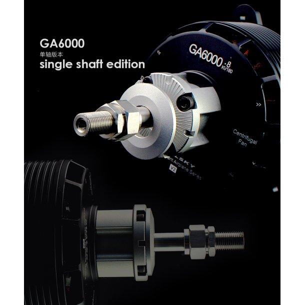 Dualsky GA6000 V2 børsteløs motor. Tages hjem på bestilling.