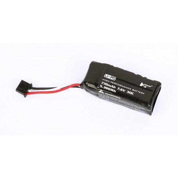 Batteri til Hubsan X4 Storm racing drone.