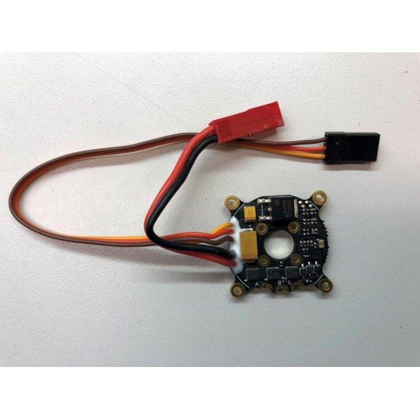 Dualsky børsteløs regulator for TY motorer.