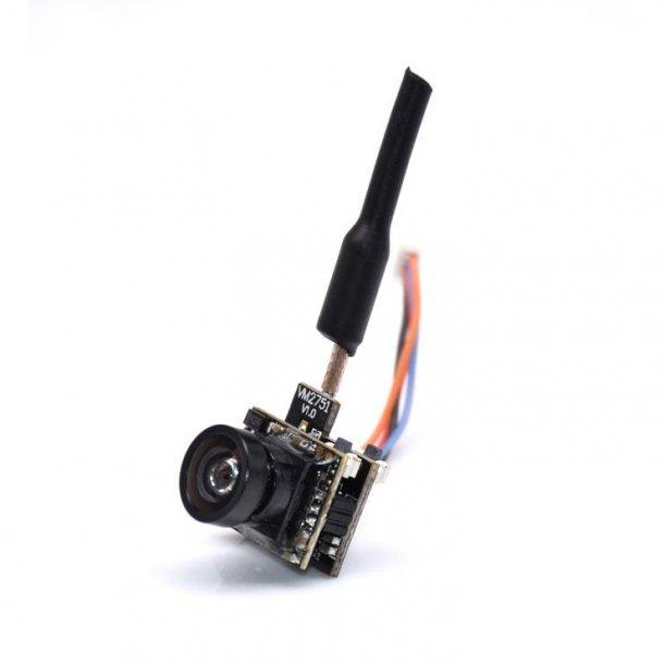 Mikro kamera og videosender 25mW.