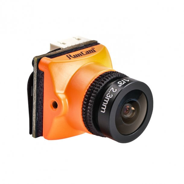 RunCam Micro Swift 3 V2 FPV kamera med 2,3mm linse.