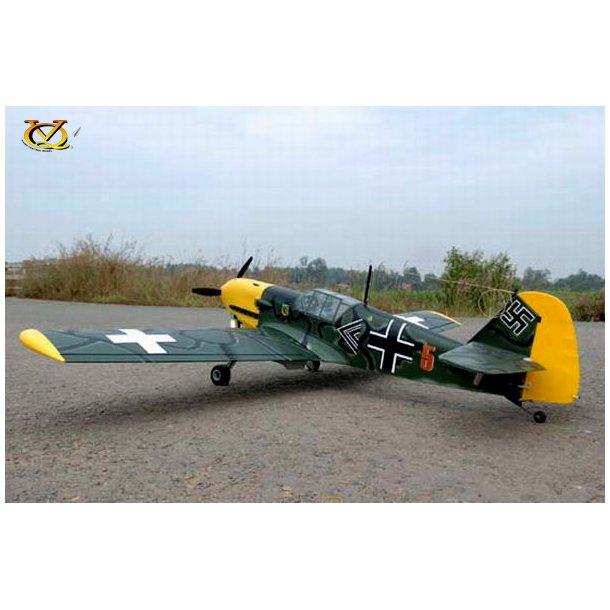 MESSERSCHMITT BF-109 (GERMAN VERSION II) fra VQ Model.