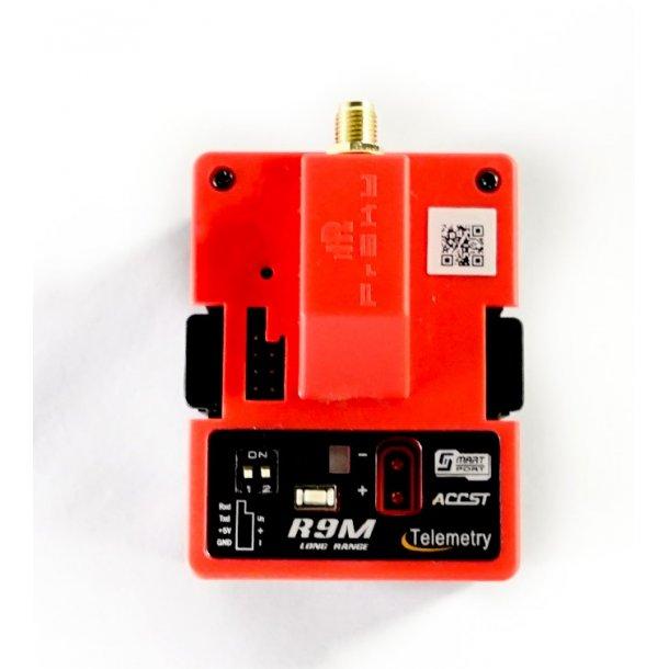 R9M modul og R9 Slim modtager combo, Non-EU 900MHz fra FrSKY.