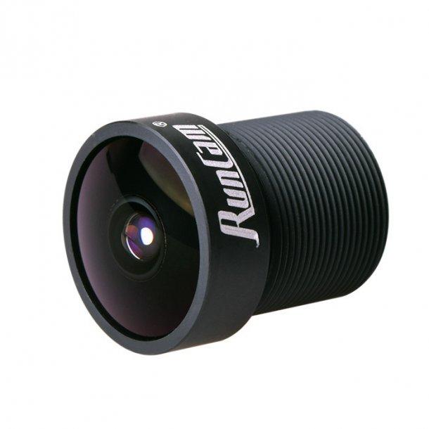 RunCam 2,1 mm linse, FOV 165 grader.