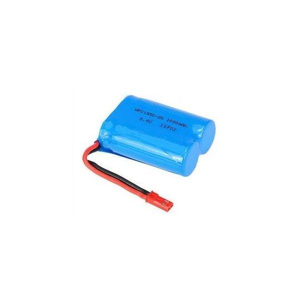 Lithium batteri, 1000mAh-2S passer til WLA323 og WLA333.