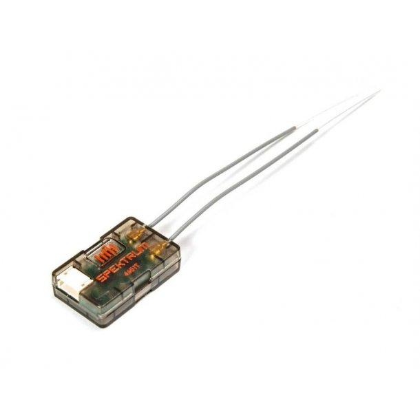 Spektrum SPM4651T DSMX SRXL2 seriel modtager med telemetry.